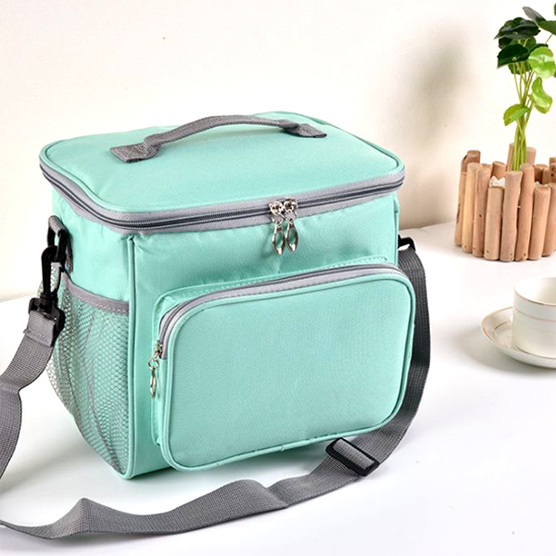 Frozen Food W4-167 2019 New Fashion Style Online Amicable New Oxford Cloth Insulation Bag Picnic Bag Heat Preservation Box