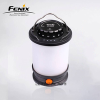 Original Fenix CL30R 650 Lumens Micro USB Portable Light Rechargeable Camping Lantern with 3* 18650 Batteries