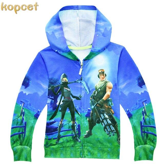Ninja Hoodies Boys Hoodies Cartoon Children's Sweatshirts For Boys Outwear Coat Kids Clothes Cartoon Boys Girls Tops Costume 2