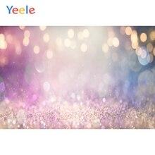 Yeele Gradient Light Bokeh Dreamy ภาพตุ๊กตาเด็กถ่ายภาพพื้นหลังถ่ายภาพที่กำหนดเองฉากหลังสำหรับ Photo Studio