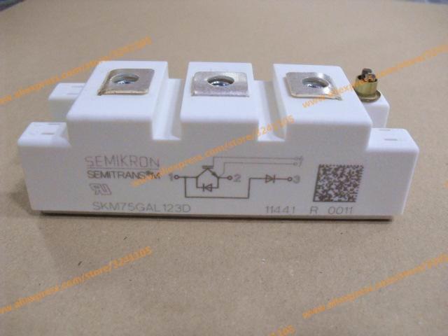Free Shipping NEW SKM75GAL123D MODULE