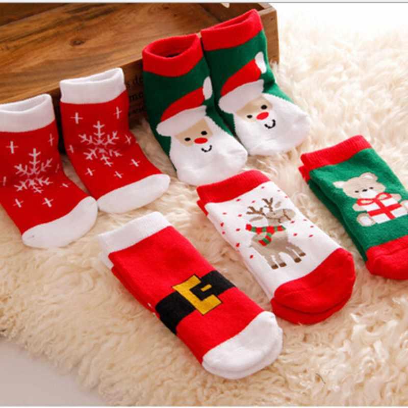 Popular Christmas Cartoon Slipper Socks-Buy Cheap Christmas ...