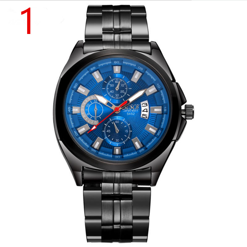 New Arrival Mens  Watches Business Calendar Fashion Casual Stainless Steel Non-mechanical Quartz WristwatchesNew Arrival Mens  Watches Business Calendar Fashion Casual Stainless Steel Non-mechanical Quartz Wristwatches