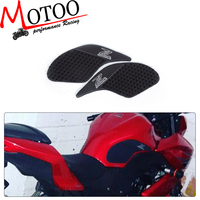Motoo For KAWASAKI Z250 2013 2014 2015 Tank Pad Protector Sticker Decal Gas Knee Grip Tank