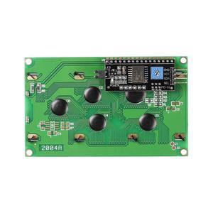 Image 5 - SunFounder IIC/I2C/TWI 2004/20x4 Modulo LCD Shield per Arduino Uno/Mega2560 elettronica FAI DA TE
