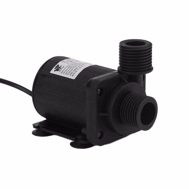DC 24V 3.8M Magnetic Electric Centrifugal Water Pump Hotsell for Aquarium Solar-panel Circulate System Water Heater