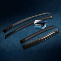 Window DEFLECTOR FOR Chevrolet Lacetti 2004-2013 rain deflector mud Guard оклейка car decoration accessories moulding