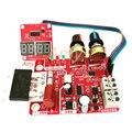 Контроллер времени и тока для точечной сварки, панель управления током времени с цифровым дисплеем, обновление А
