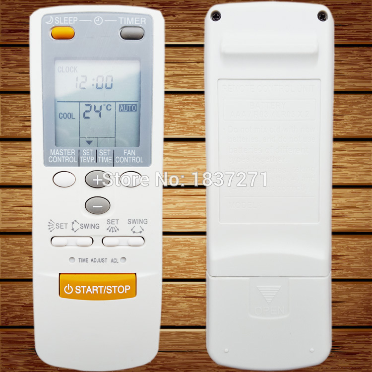 new remote control AR-JW2 AR-DB2 AR-DB4 AR-DB6 AR-DB7 for fujitsu general AST20AS AST20RS AST24AS AST24RS air conditioner