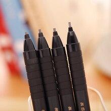 1 карандаш+ 1 запасной толстой головкой механический стук карандаш 2B студентов Examnation автоответчик компьютер легко определить Deli S700