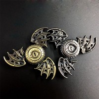 Cool Game Of Thrones EDC Fidget Toys Dragon Eyes Hand Finger Tri Fidget Spinner Funny Toy