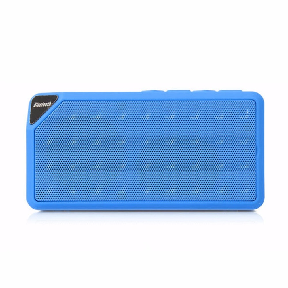 3D Portable Wireless Speakers Mini Music Bluetooth Speaker Support TF Card AUX Input Hands-free Calls