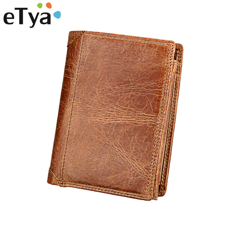 Fashion Genuine Leather Men Wallets Small Zipper Men Wallet Male Short Coin Purse high quality Brand Casual Card Holder Bag vintage genuine leather wallets men fashion cowhide wallet 2017 high quality coin purse long zipper clutch large capacity bag