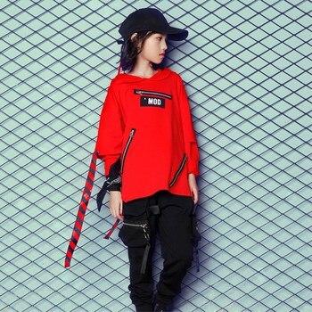 10 штлот модные корейский стиль джаз хип хоп танец костюм хип хоп