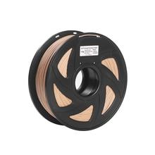 Wooden Color PLA 3D Printer Filament