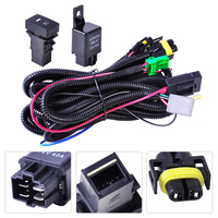 New Wiring Harness Sockets Wire Switch Set For H11 Fog Light Lamp For Ford Focus 2008