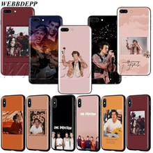 WEBBEDEPP Harry Styles un sens TPU étui pour iphone 11 Pro XS MAX XR X 8 7 6 6s 5 5s Plus(China)