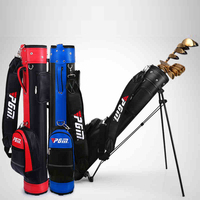 9b3f7eeb4 PGM Golf Brand New Authorized RACK Bag Water Proof 9 Pieces Clubs Holder