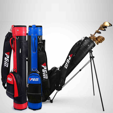 brand PGM. Free shipping by EMS. PGM Golf Brand New Authorized. RACK bag, water-proof. 9-pieces clubs holder