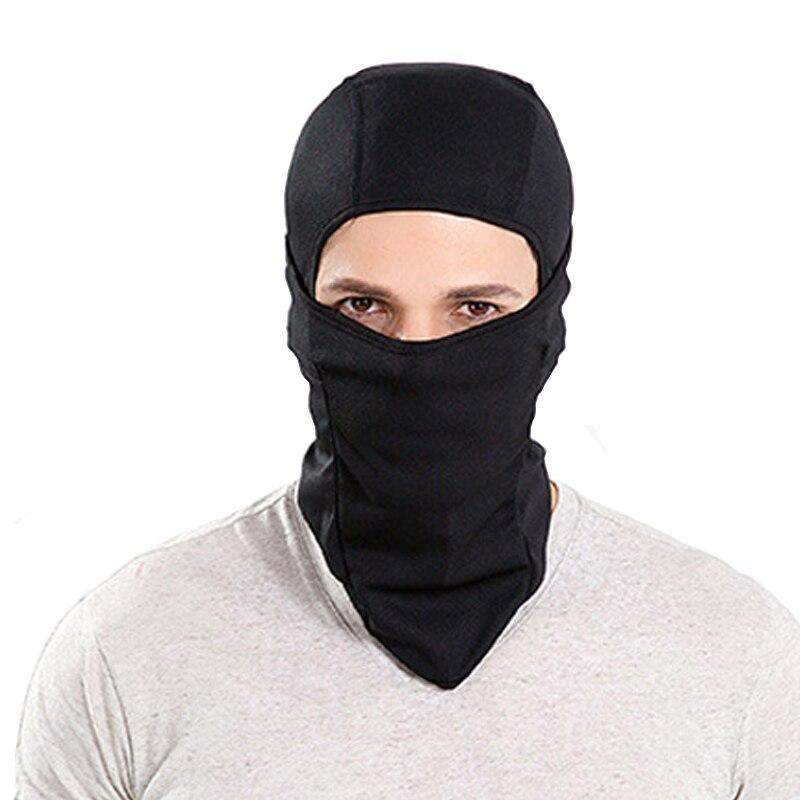 1 Pcs Balaclava Fleece Haube-winddicht Ski Maske Kalten Wetter Gesicht Maske Motorrad Neck Warmer Radfahren Helm Liner Schädel Kappe Diversifiziert In Der Verpackung