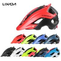 Lixada Mountainbike Radfahren Fahrrad Helm Sport Sicherheit Schutzhelm 13 Vents MTB Radfahren Bike Sport Sicherheit Helm