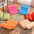 Creative lazy sofa sofa bed chair bedroom living room sofa bed function