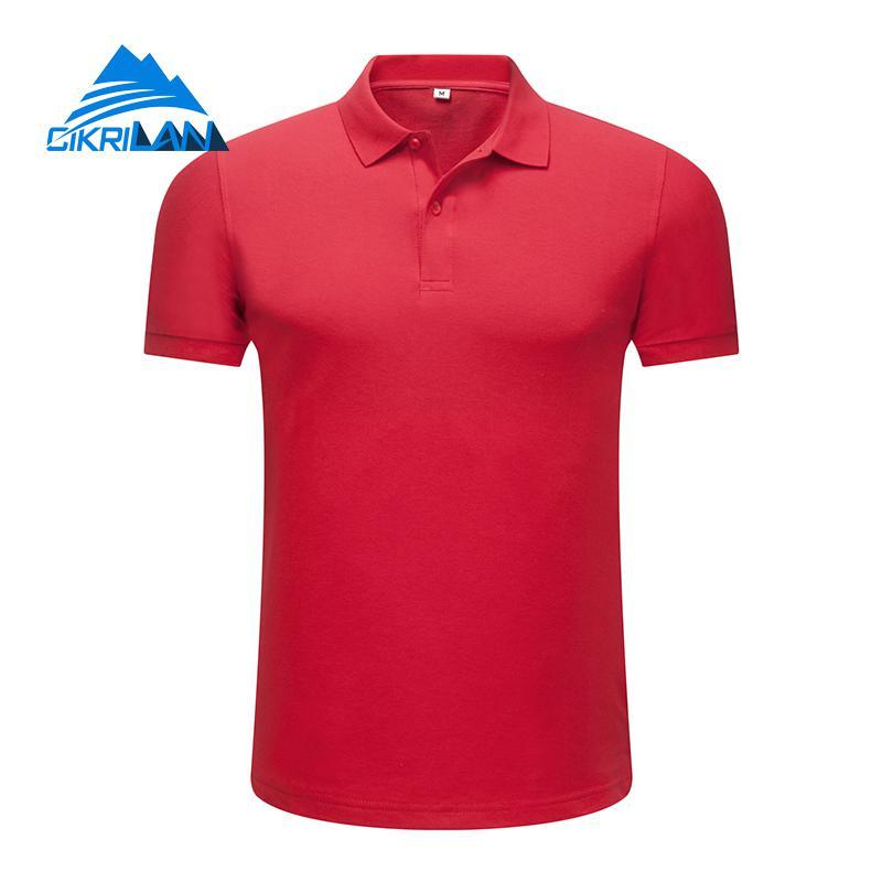 Summer Mens Breathable Outdoor Quick Dry Polo Shirt Fishing Camping Hiking T-shirt Men Short Sleeve Sport Tennis Golf T Shirt