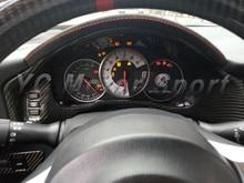 רכב LHD כיסוי פחמן