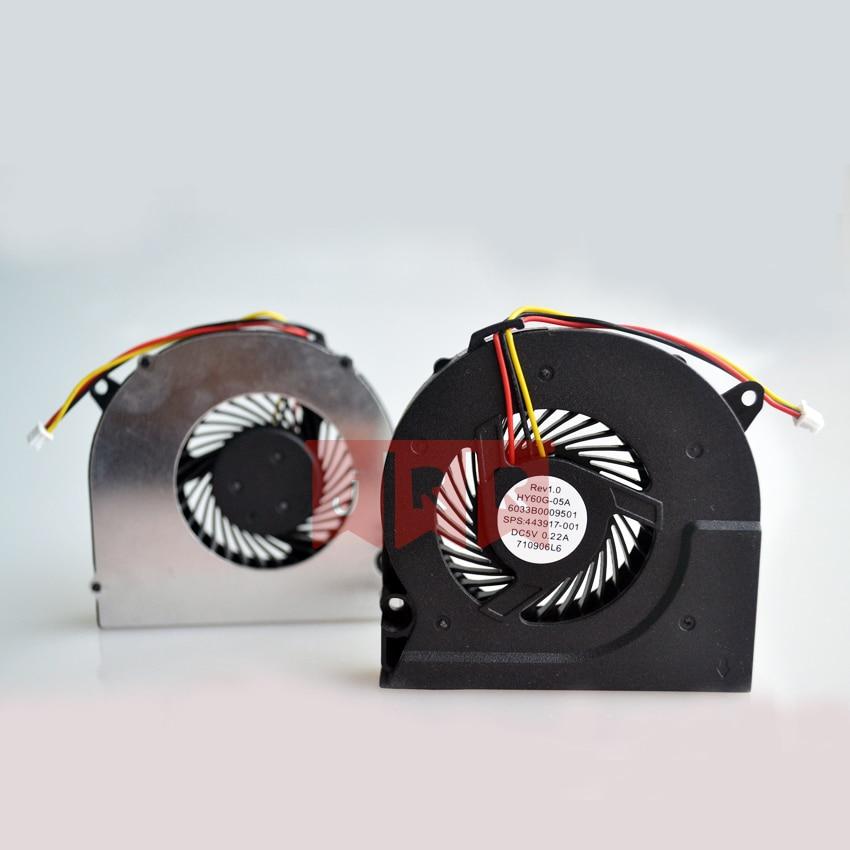 100% Brand New Laptop CPU Cool Fan for HP 6520S 6531S 6535S 6715S 6710B 6510B 6530S 6530B 6735S NX6310 NX6315 NX6325 NX6330 пуловер s cool