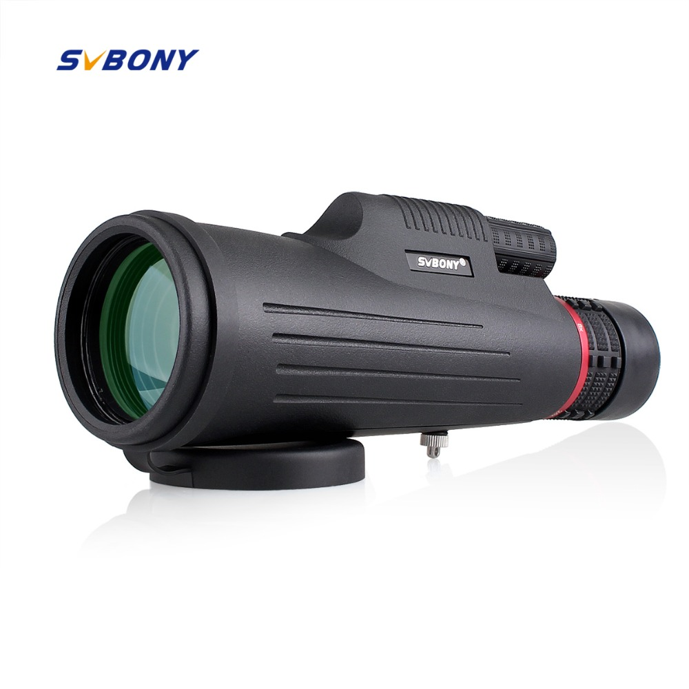 SVBONY 8-24x50 Zoom Monocular FMC Prism Smartphone Monoculars HD Telescope for Mobile Hunting Hiking Camping F9325A 8x42 10x42 monocular telescope bak4 prism nitrogen waterproof monoculars fmc multi coated for hunting camping hiking travel