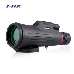 SVBONY SV12 Monocular 8-24x50 Zoom Telescope FMC Prism for Hunting Camping Spotting Scope Compact Drop Shipping F9325
