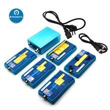 SS-T12A Heizung Station für IPhone 6 7 8 X XS MAX Motherboard CPU Entlötstation mit verschiedenen Motherboard Heizung nut