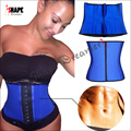 2016 Deportiva  latex waist cincher trainer hot body shaper fast weight loss girdle slimming Gaine Amincissante Shapewear weight