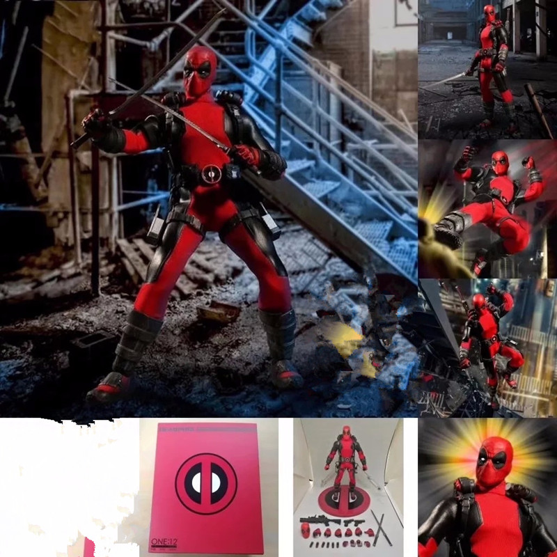 deadpool-x-men-font-b-marvel-b-font-super-hero-mezco-one-12-action-figures-collection-of-ornaments-toys