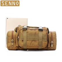 Emergency Kit Outdoor Military Tactical Backpack Waist Pack Bag Mochilas Molle Camping Hiking Pouch 3P Chest Medical