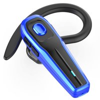 Newest Mini Wireless Bluetooth Headset HD Mic Handsfree Noise Reduction Bluetooth Earphones With Mute Switch For