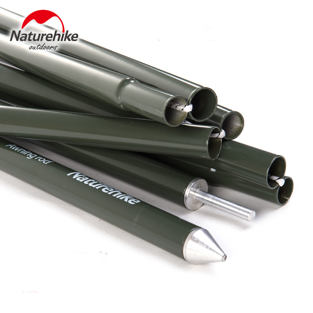 Aluminium Tent Support Rod Poles Outdoor Awning Hiking C&ing Sun Shelter Reinforced Easy Compact Foldable Tent  sc 1 st  AliExpress.com & Aliexpress.com : Buy Aluminium Tent Support Rod Poles Outdoor ...