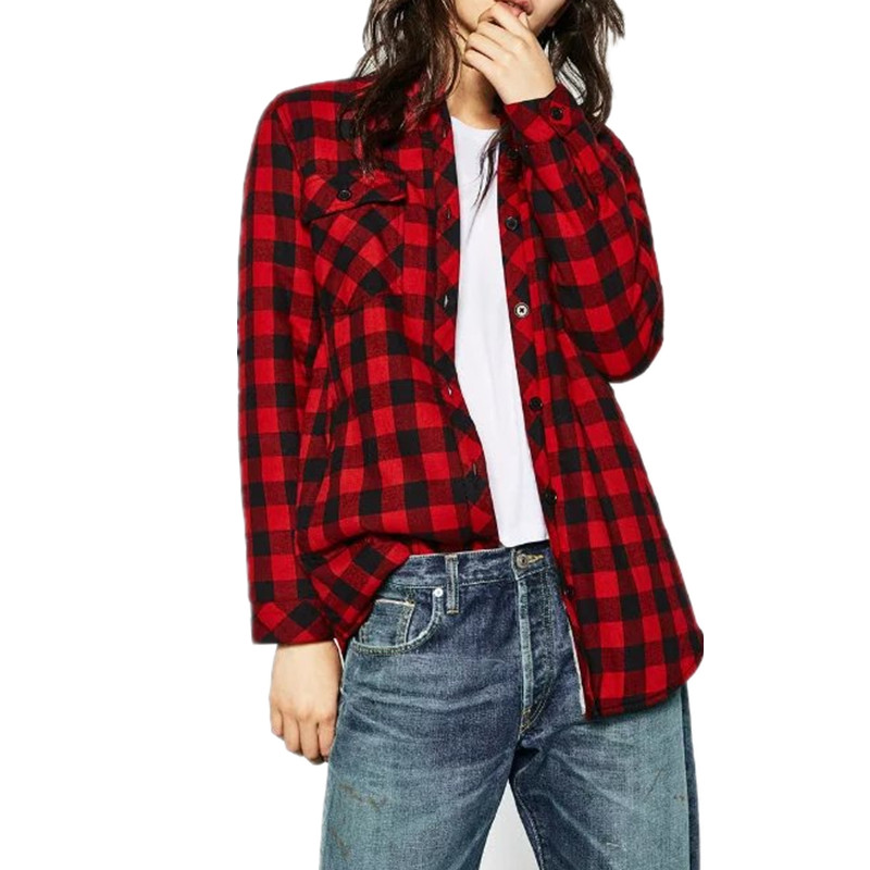 Compare Prices On Ladies Red Shirts Online Shopping Buy