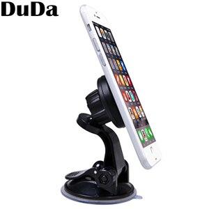 Image 4 - Support pour voiture à aimant universel support pour téléphone Mobile magnétique support pour téléphone Smartphone accessoires