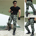 Military Pants Men's Tatico Pants Loose Map Camouflage Kargo Pantolon  In The Tactical  Army Pantalones Combat