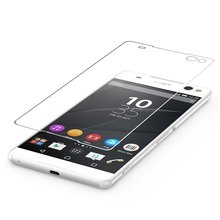 9H Tempered Glass For Sony Xperia C5 C 5 E5553 E5506 Screen Protector Film for