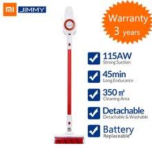[Free Duty] Xiaomi Jimmy JV51 пылесос палка пылесос ручной пылесос автомобильный пылесос съемный аккумулятор 400 Вт