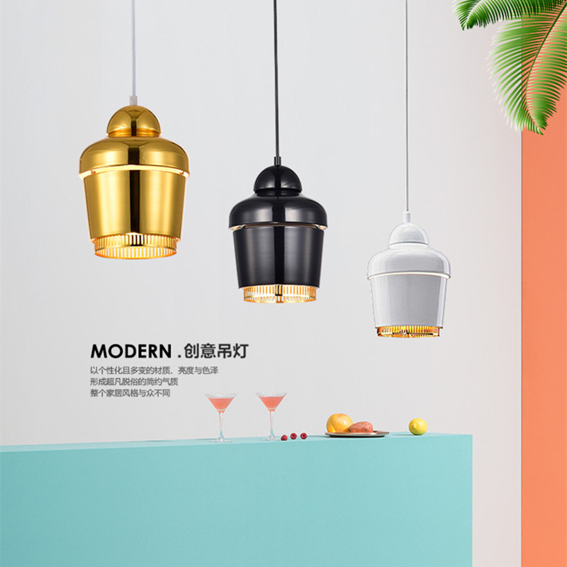 Nordic Post-modern Crown Pendant Lights Art Denmark Creative Bar Living Room Decoration Light Fixtures With Led Bulbs nordic post modern denmark creative chandelier art crown bar coffee shop decoration light dining lights with led bulbs