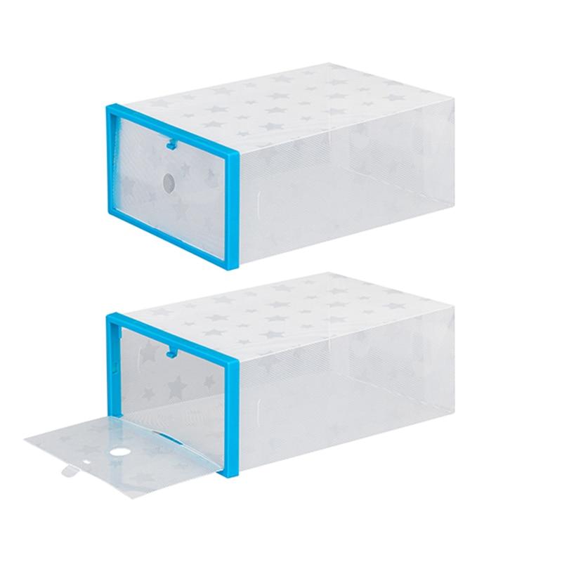 Storage box for shoes Elan Gallery  680026 Clothing & Wardrobe Storage wall bracket for storage