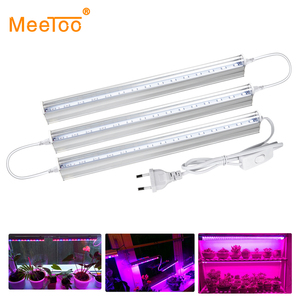 Led Grow Light T5 Tube Phyto Lamp For Plant Full Spectrum LED Indoor Grow Lamp For Potted Plants Seeds Flowers Grow Tent EU US