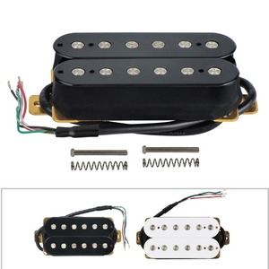 NEW Double Coil Humbucker Guitar Pickup Ceramic Magnet 4-Wire for Electric Guitar, Neck or Bridge Pickup