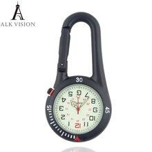 Карманные часы с карабином для медсестры ФОБ медицинские спортивные