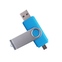 Full capacity OTG usb flash drive pen drive 64gb 32gb 4gb 8gb 16gb double smartphone external