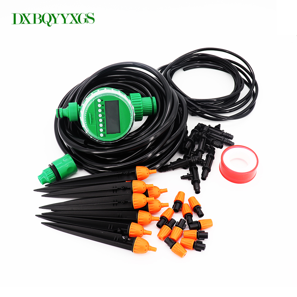gardening tools and equipment watering automatic drip irrigation garden watering system irrigator automatic watering 4/7 8/11 mmgardening tools and equipment watering automatic drip irrigation garden watering system irrigator automatic watering 4/7 8/11 mm