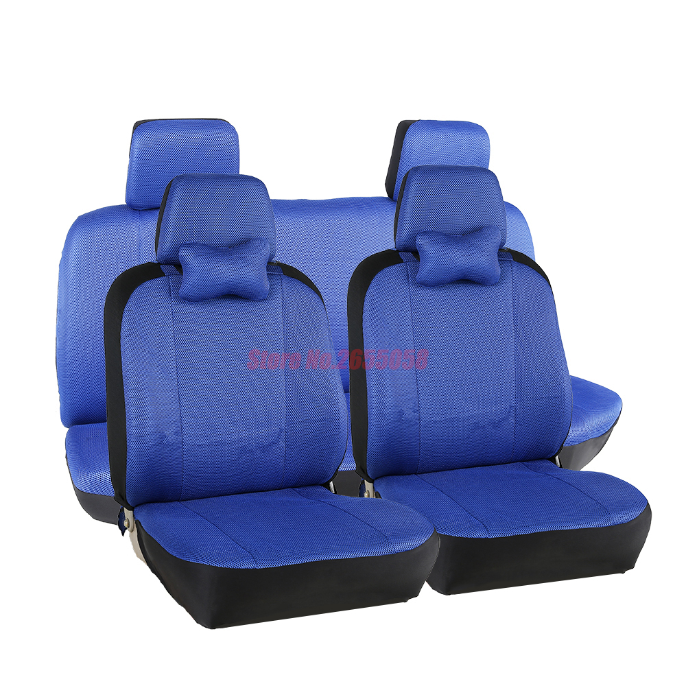 Front Rear Universal Car Seat Covers For Bmw E30 E34 E36